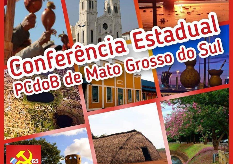 Edital de Convocação da Conferência Estadual do PCdoB de MS